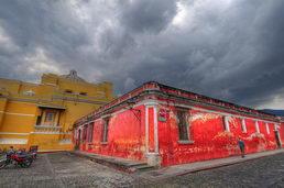 Les pastels du Guatemala