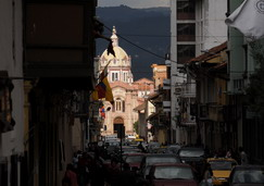 L'église San Blas