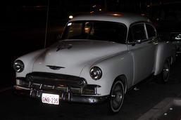 La voiture de Gable