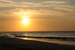 La plage de Mancora